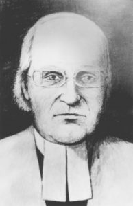(thought to be) Rev. William Cockran