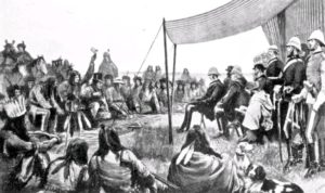 Treaty One Negotiations