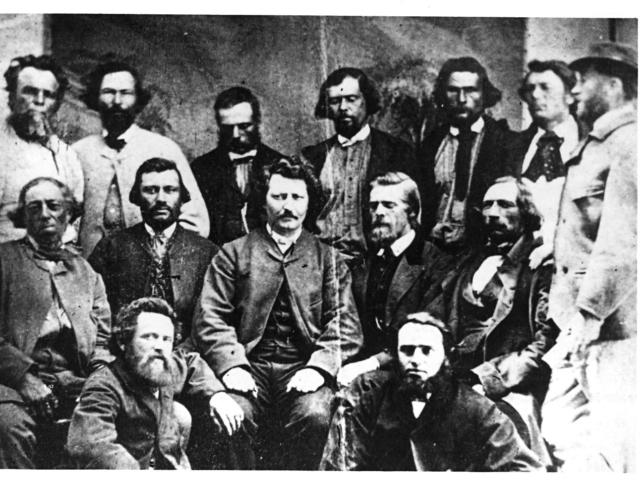 Red River Disturbance 1870