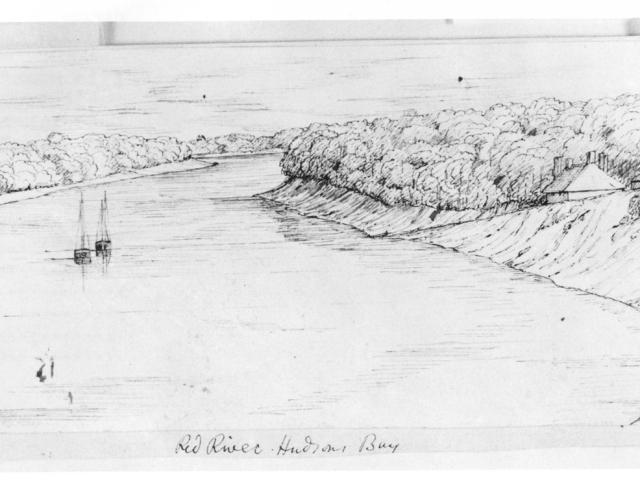 1847 Lower Fort Garry