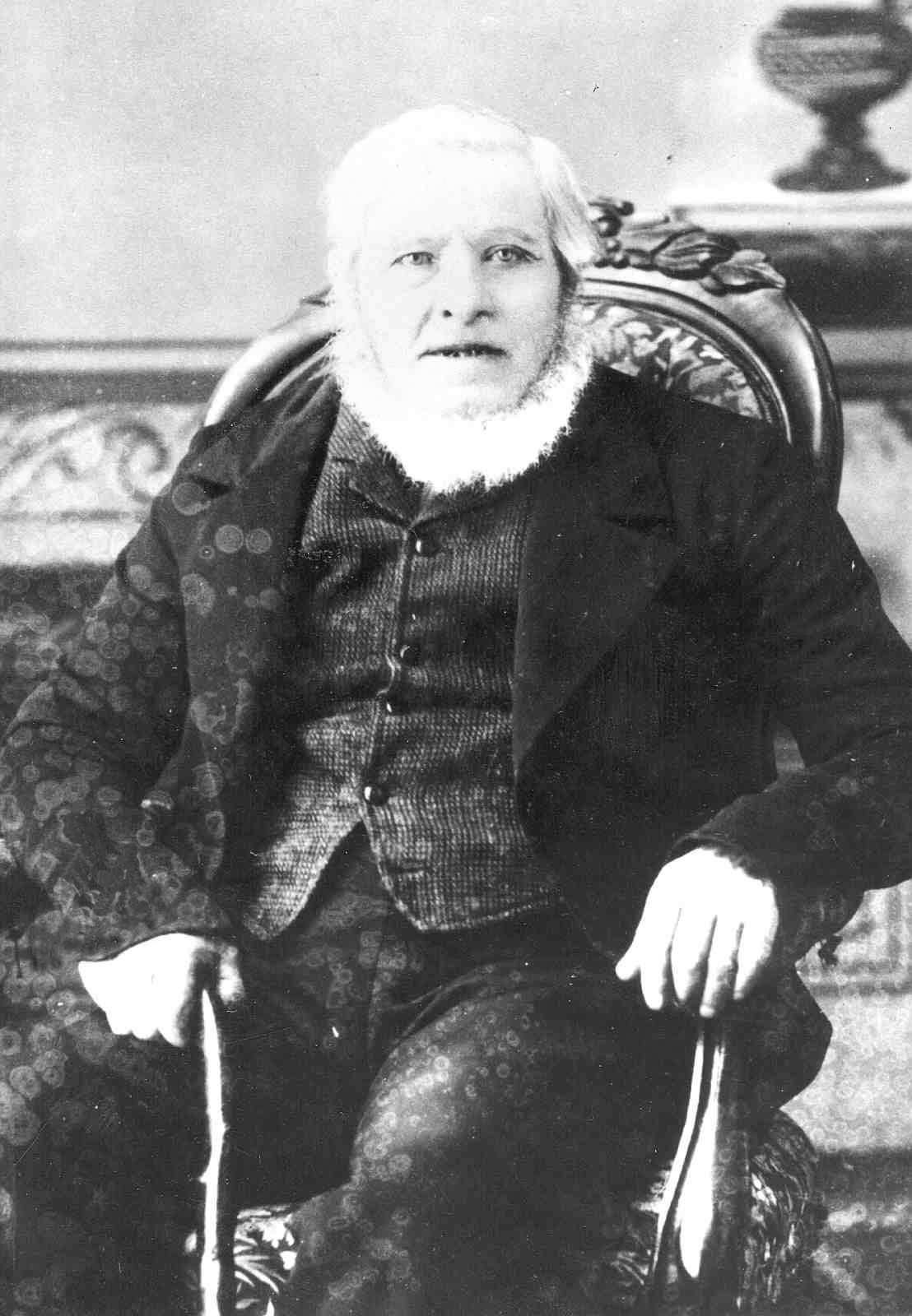 1860s Duncan McRae