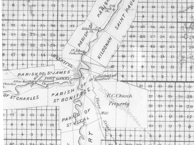 1872 Map
