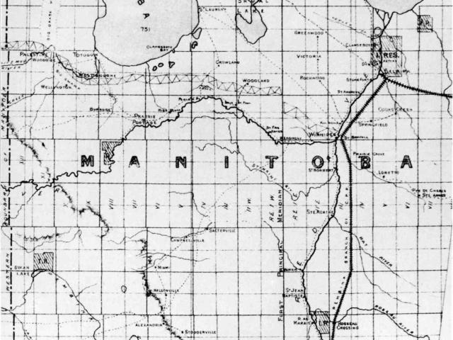 1879 Map