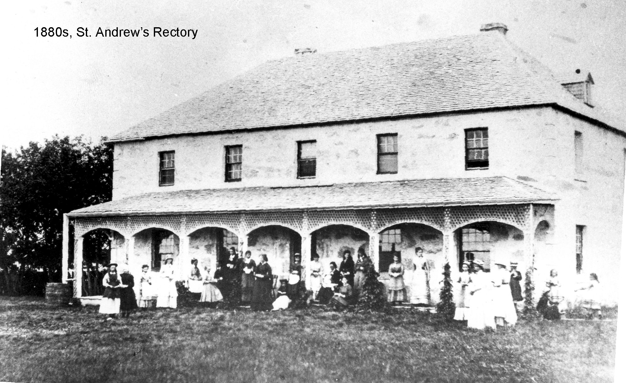 1880c St. Andrew's Rectory