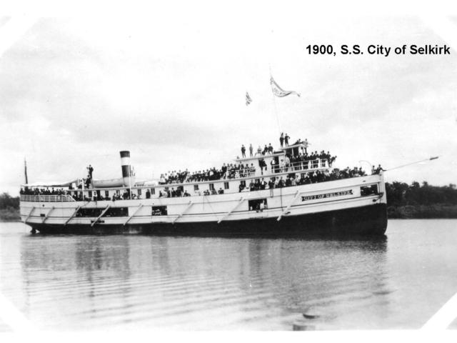1900 S.S. City of Selkirk