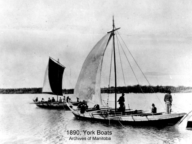 1890 York Boat