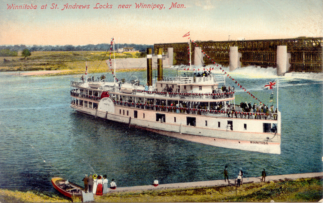 1911 Winnitoba at Lockport