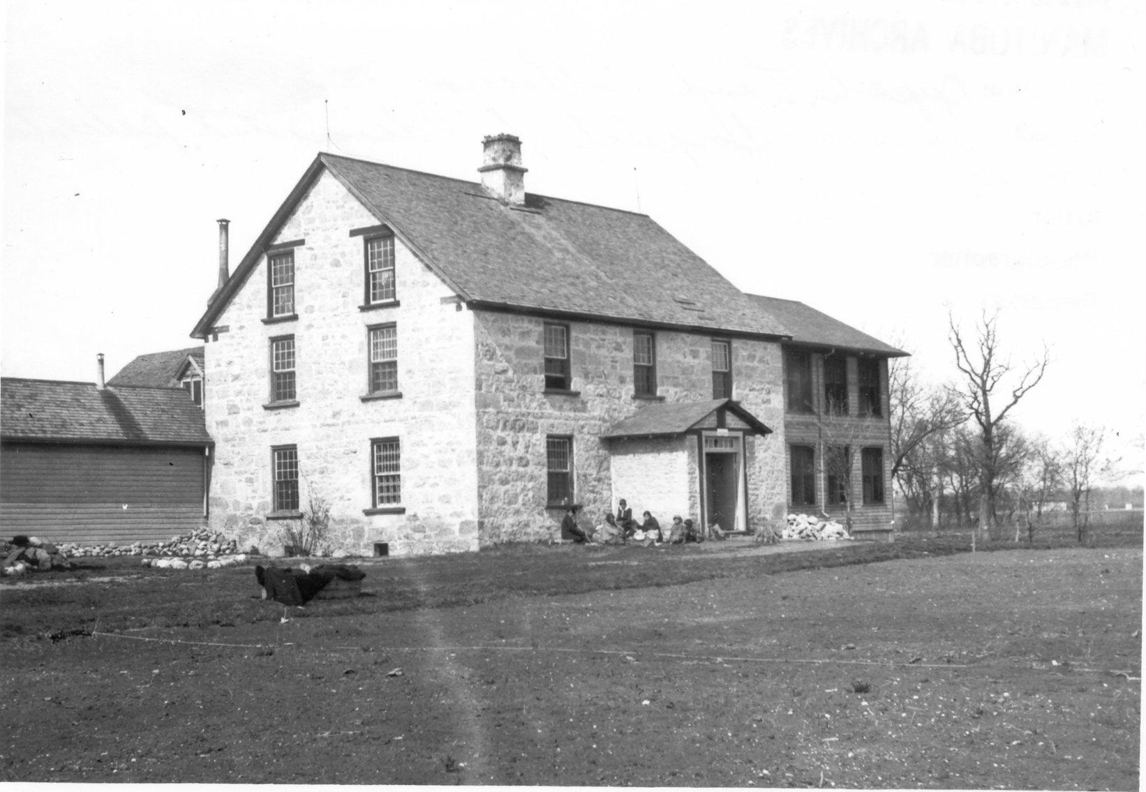 1920 Dynevor Indian Hospital