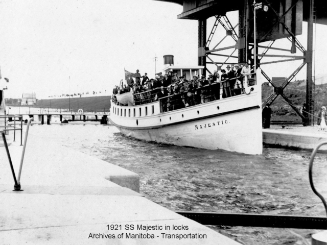 1921 Majestic at Lockport