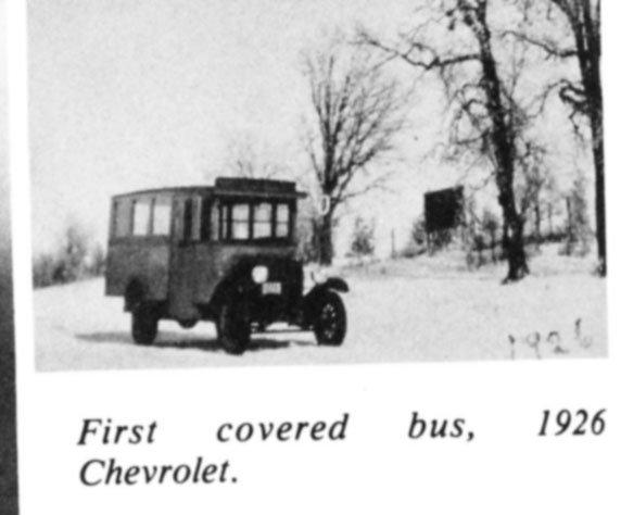 1926 bus