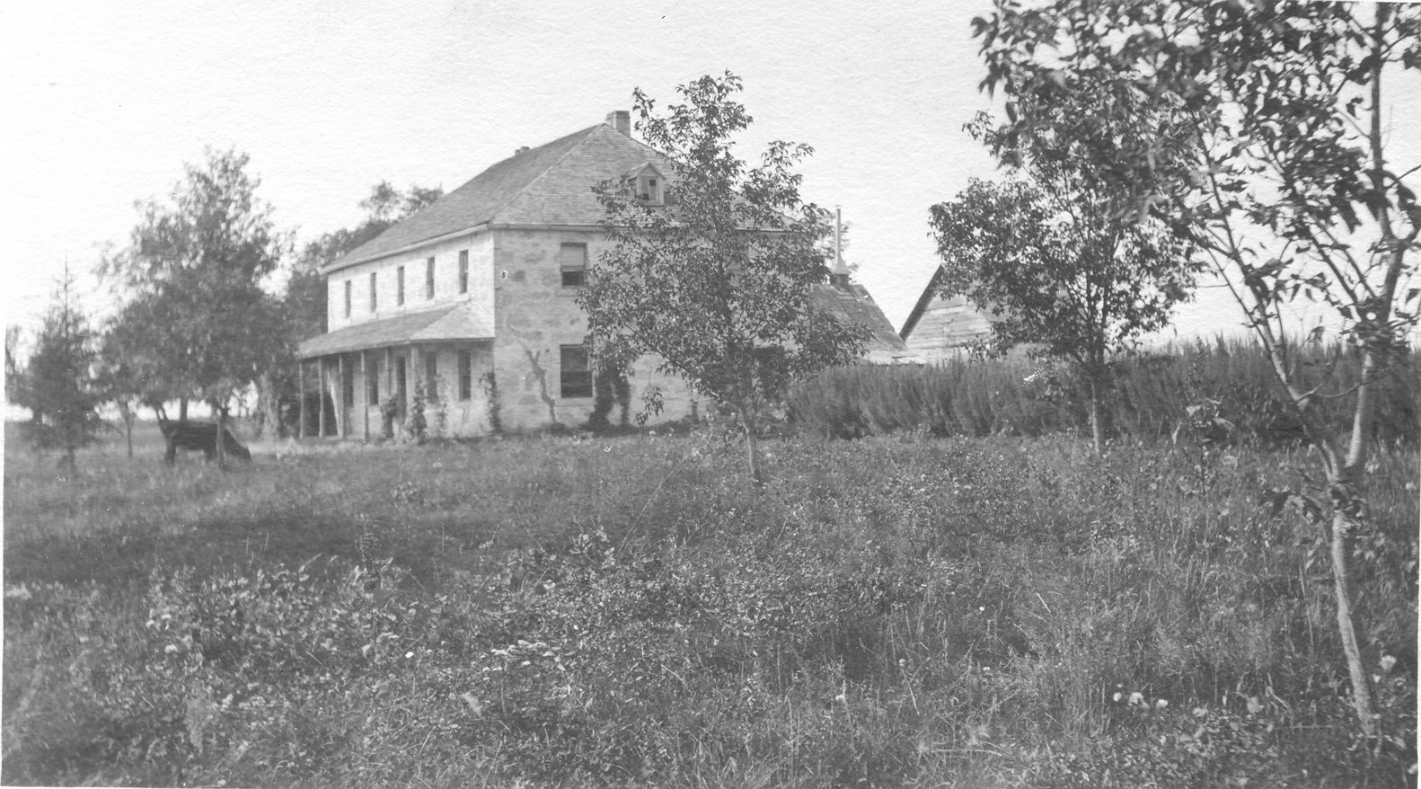 1930s St. Andrews rectory, n.d.