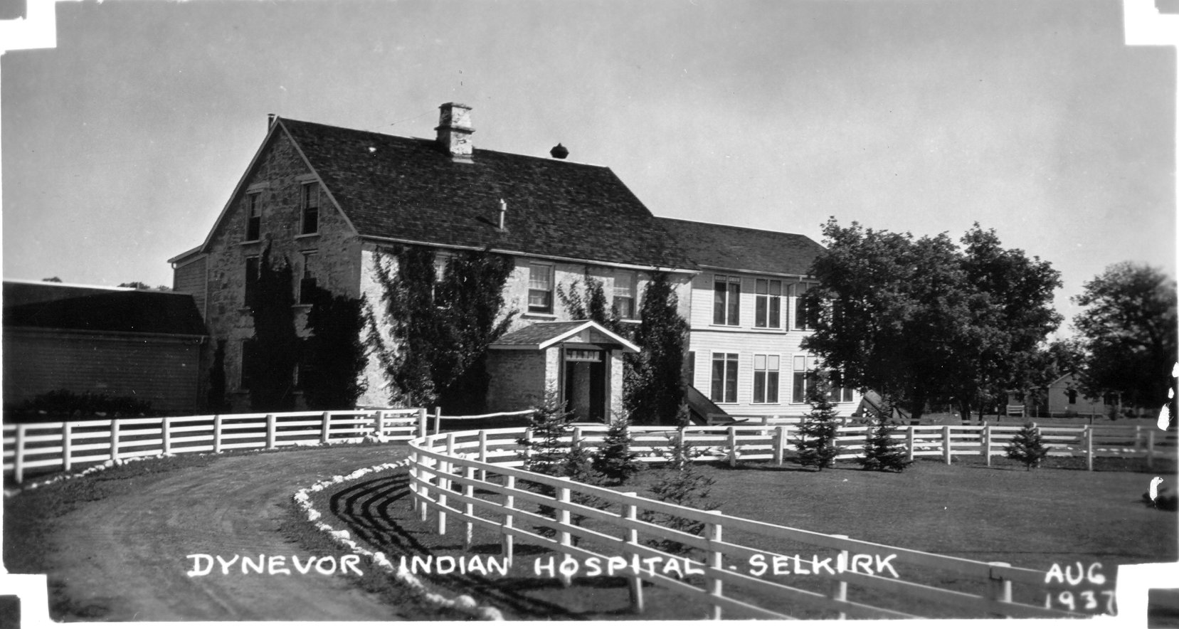 1937 Dynevor Hospital