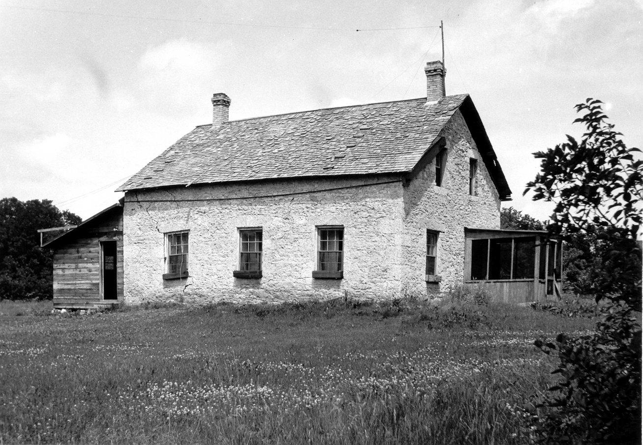1938 Little Britain rectory