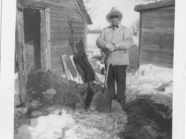 1948 George Donald