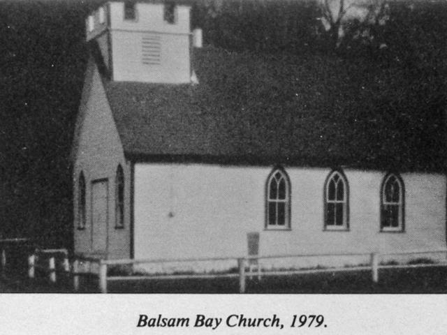 Balsam Bay