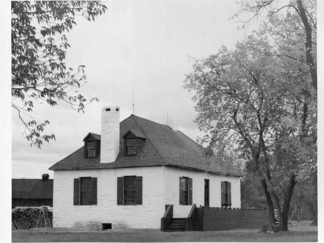Bunn House 1936