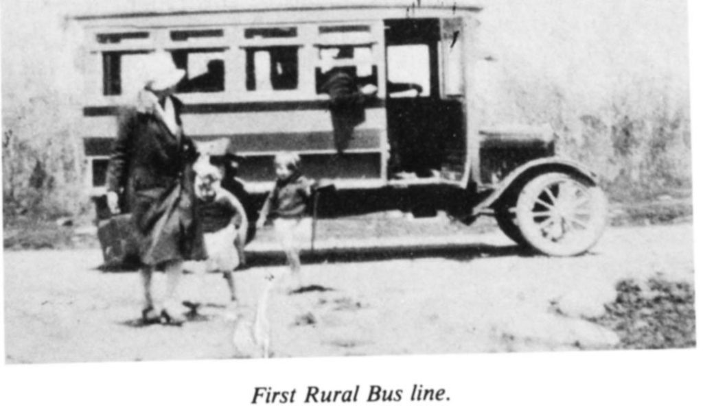 First Rural Bus Line
