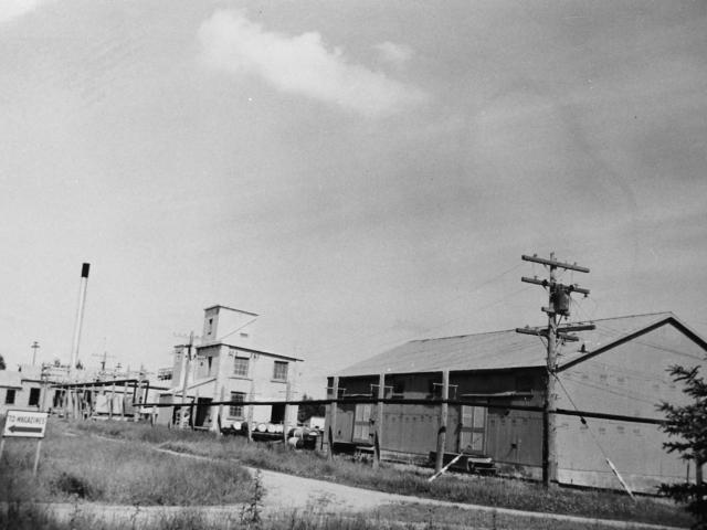 CIL Dynamite plant