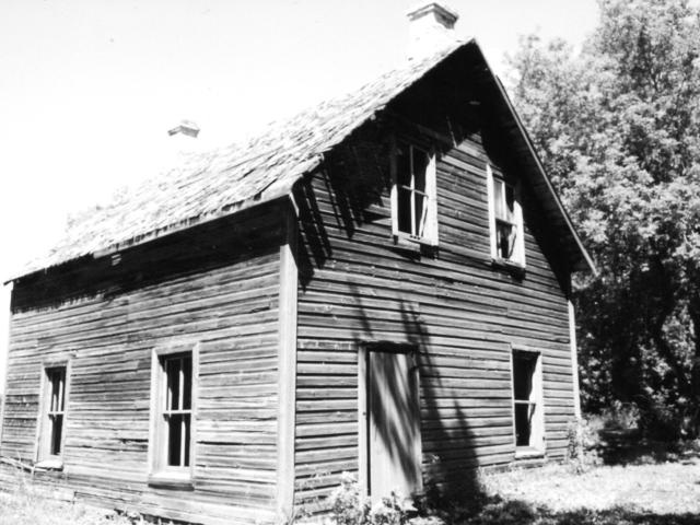 Darichuk residence. Purchased in 1919; 144 Henderson hwy. Built by James Corrigal