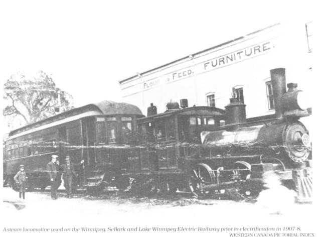 Dinkey engine