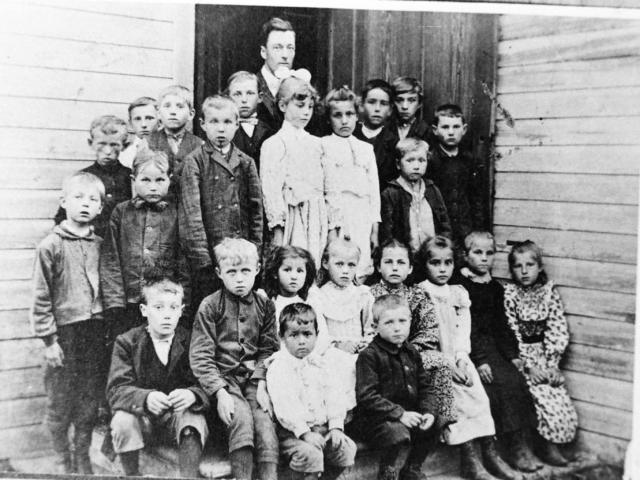 Donald School 1905