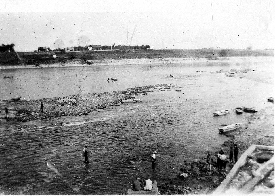Fishing Circa 1920s