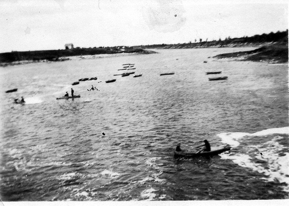 Fishing Circa 1930s