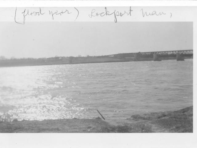 Flood Year Lockport