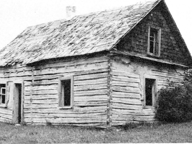 Galacian Log house