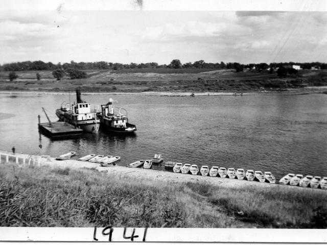 1941 George Donald's boat rentals