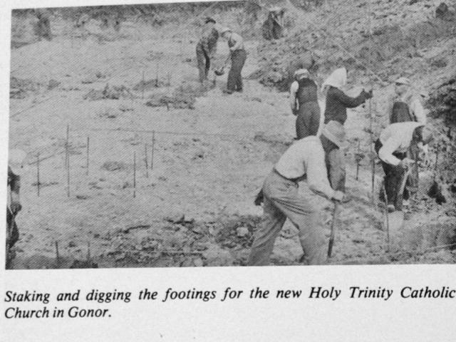 Holy Trinity Gonor