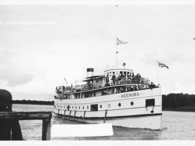 SS Keenora