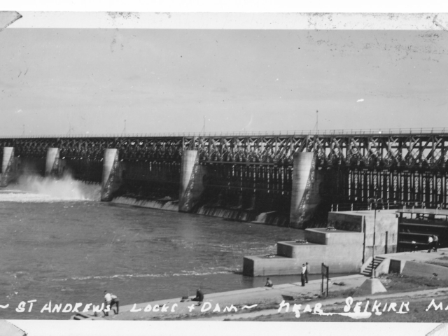 St Andrews Lock and Dam