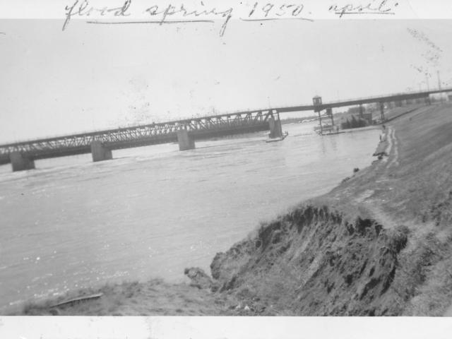 Spring 1950 flood