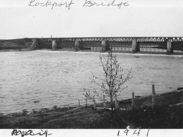 1941 Lockport Bridge