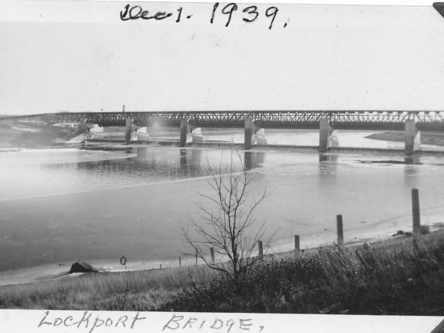 Icing up Dec 1939