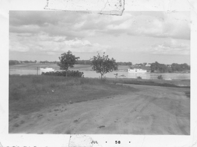 July 1958 Lockport