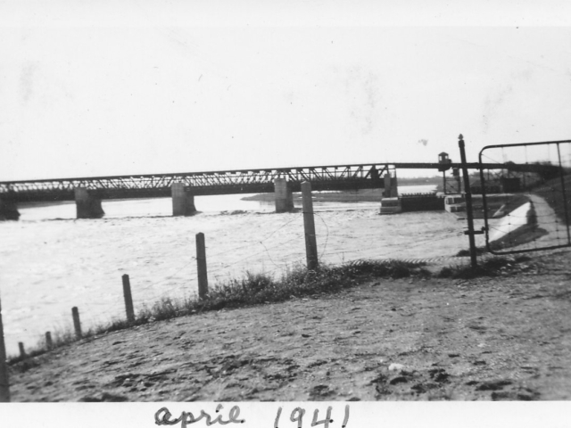 April 1941, Lockport