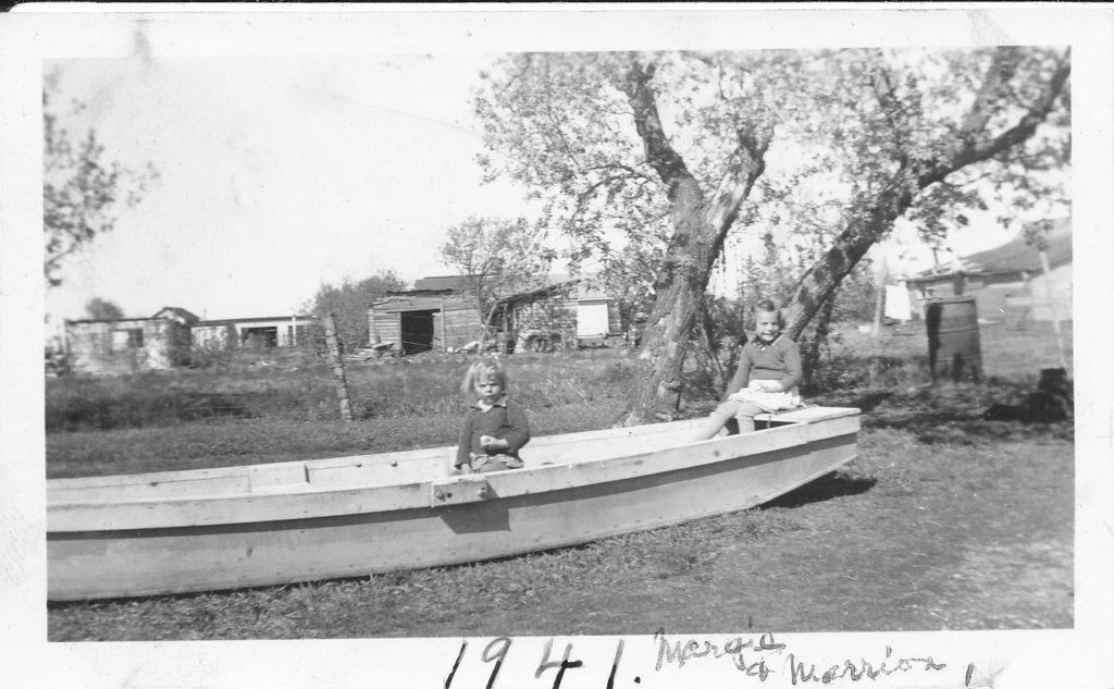 New Fishing Boat! 1941
