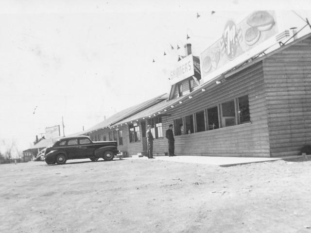 Skinner's Restaurant, Lockport