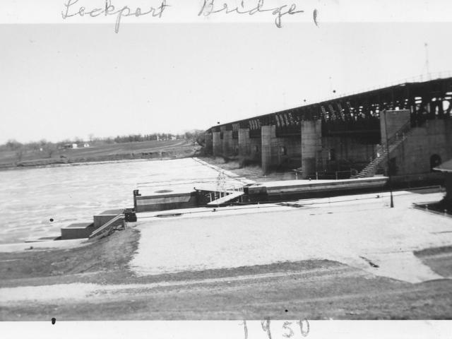 1950 Lockport Bridge