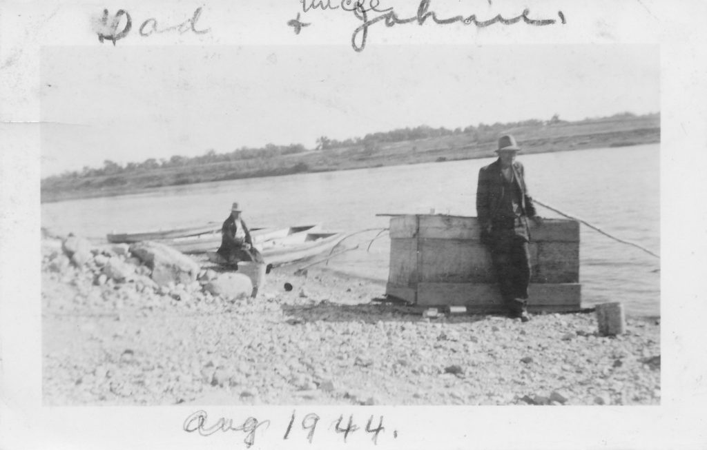 George Donald, Aug 1944
