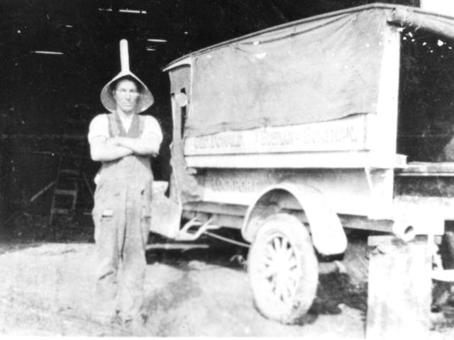 Jake Davis 1925