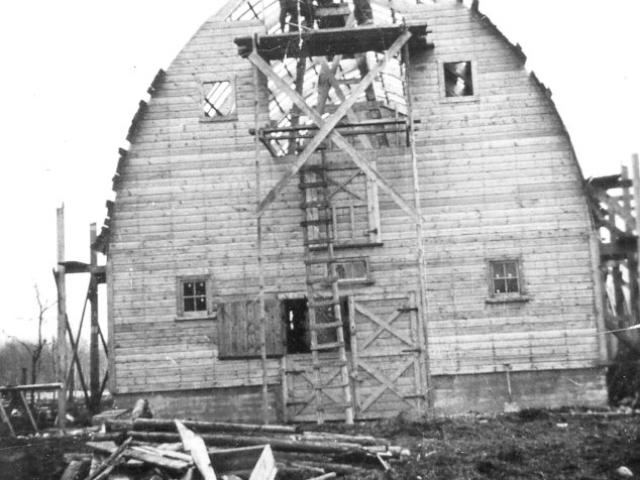 Kossaks barn 1947