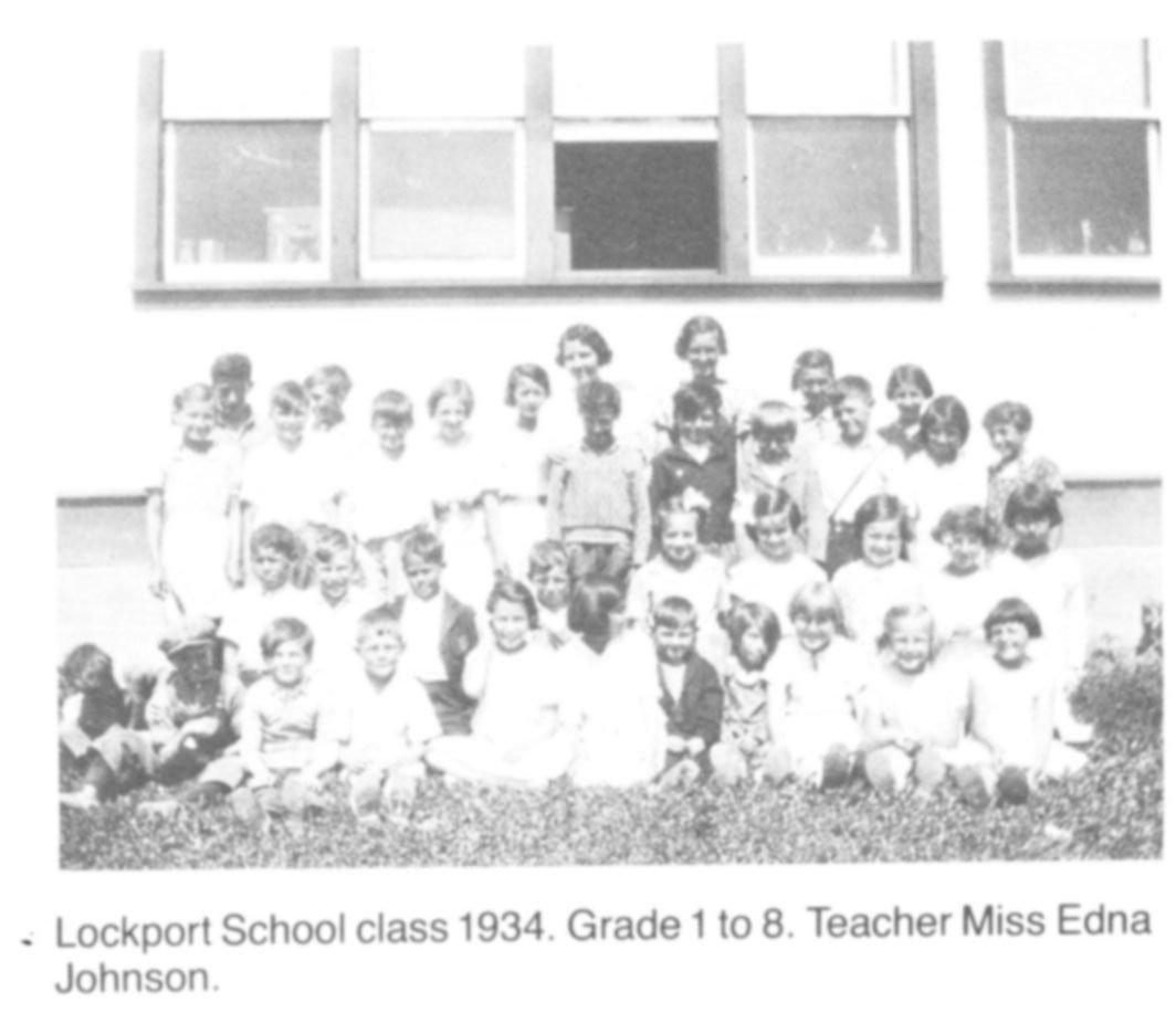 Lockport School 1934