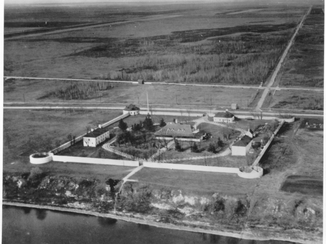 Lower Fort Garry- 1930s