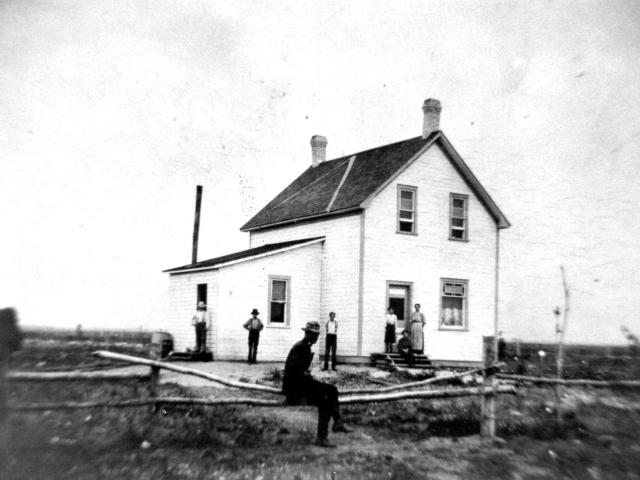Martin House 1915