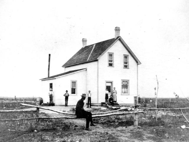 Martin House 1915 Centennial Farm