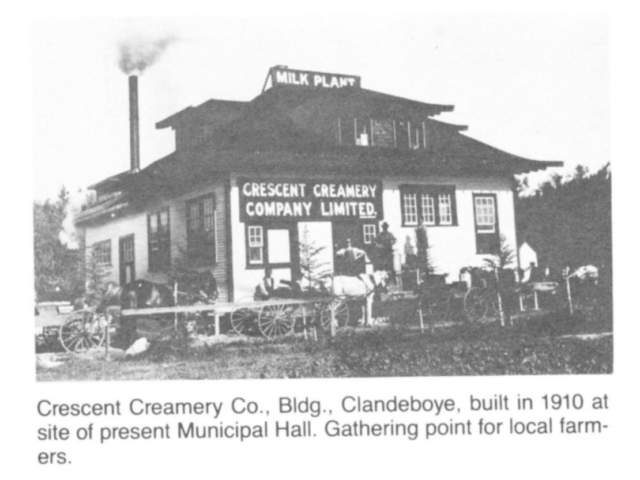 Milk - Crescent Creamery at Clandeboye