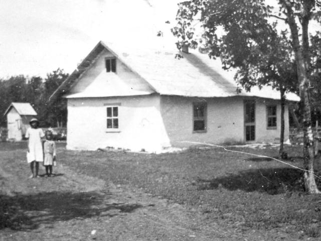 Onhauser Home built in 1900